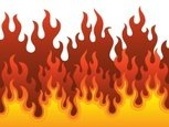 Flame,Ilustration,Vector,Fi...