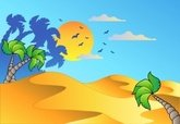 Sand Dune,Tropical Climate...