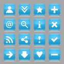 Blue,Symbol,Vector,rss,Info...