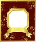 Gold Colored,Greeting Card,...