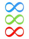 Infinity,Symbol,Circle,Abst...