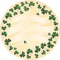 Clover,Circle,Backgrounds,G...