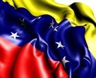 Flag,Venezuela,Three-dimens...