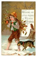 Victorian Style,Christmas C...