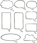 Bubble,Discussion,Talking,Speech,Communication,Talk,Balloon,Ideas,Cartoon,Humor,White,Gossip,Isolated,Vector,Collection,Drawing - Art Product,Placard,Copy Space,Concentration,Cloud - Sky,Cloudscape,Style,Single Object,Backgrounds,Symbol,Thinking,Pencil Drawing,Design Element,Fog,Blank,Design,Art,Fun,Ilustration,Cute,Message,Set,Label,Commercial Sign,Computer Graphic,Pattern,Sign,Isolated On White,Banner