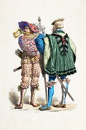 16th Century Style,Germany,...