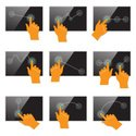 Touch Screen,Gesturing,Huma...