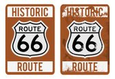 Route 66,Ilustration,Vector...