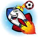 Rocket,Soccer,Smiling,Youth...