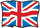 British Flag,London - Engla...