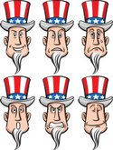 Uncle Sam,Crying,USA,Fourth...