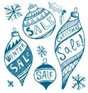 Sale,Winter,Christmas,Drawi...