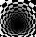 Spiral,Moving Down,Hole,Bla...