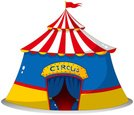 Circus,Entertainment Tent,B...