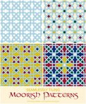 Pattern,Moorish,Arabia,Vect...