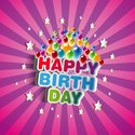 Vector,Clip Art,Birthday,Co...
