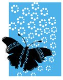 Polka Dot,Butterfly - Insec...