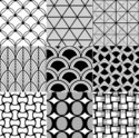 Pattern,Black And White,Dia...