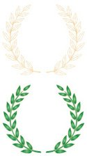 Laurel,Laurel Wreath,Annive...