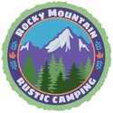Rocky Mountains,Camping,Rur...