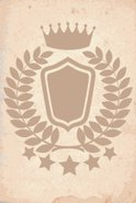 Shield,Brown Paper,Insignia...