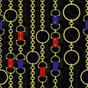 Red,Blue,Textile,Pattern,Ye...