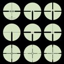 Crosshair,Weapon,Symbol,Sil...