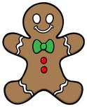 Gingerbread Man,Decoration,...