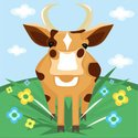 Cow,Animal Nose,Backgrounds...