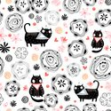 Cats,Color Image,Ilustratio...