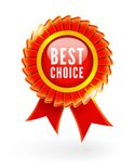 Choice,Red,Label,Award,Ilus...