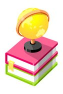 Education,Book,Clip Art,Col...