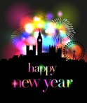 New Year's Eve,London - Eng...
