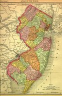Map,New Jersey,Jersey,New,C...