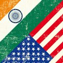 India,Indian Flag,USA,Ameri...