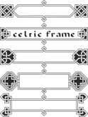 Celtic Culture,Frame,Design...