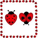Ladybug,Love,Insect,Heart S...