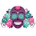 Day Of The Dead,Tattoo,Rock...