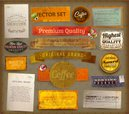 Cards,Modern,Label,Placard,...