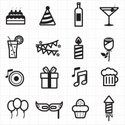 Flat,Icon Set,Beer Glass,Sy...