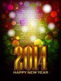 New Year's Eve,2014,Vector...