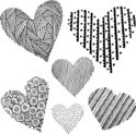 Love,Intricacy,Black And Wh...