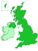 Cartography,Map,UK,Outline,...