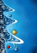 Backgrounds,Christmas,Blue,...