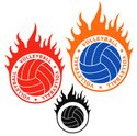 Volleyball - Sport,Sign,Sym...