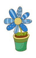 Clip Art,Flower Pot,Flower ...