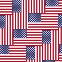 American Flag,Pattern,Backg...