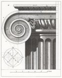 Engraved Image,Architectura...