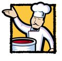 Chef,Cooking,Hat,Stove,Bake...