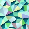Geometric Shape,Art,Painted...